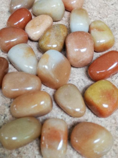 Aventurine Red - Tumble Stones