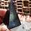Thumbnail: Tall Pointed Elite Noble Silver Shungite Pyramid 109g (75mm x 42mm)