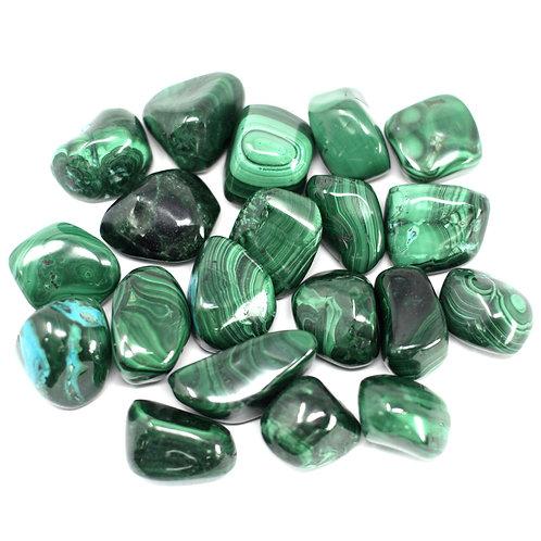 Malachite GENUINE - African Gemstone