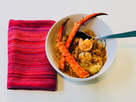Grandma Val's New Year's Creole Gumbo: The Recipe