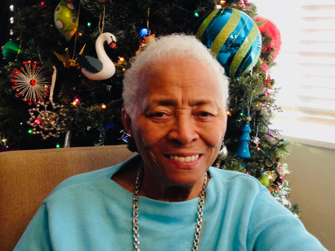 Grandma Val's New Year's Creole Gumbo: The Story