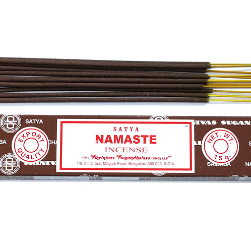 Satya Incense 15gm -Namaste
