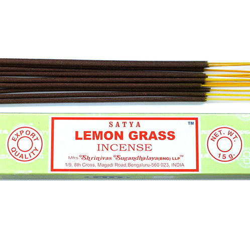 Satya Incense 15gm -Lemongrass