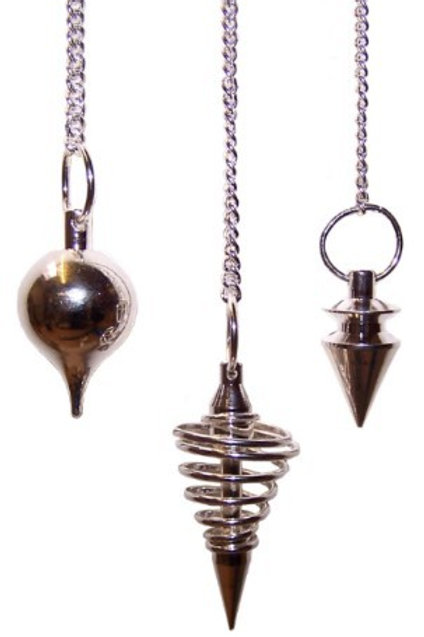Metal Pendulums - Steel (asst)