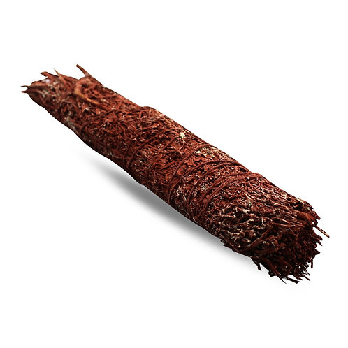 Smudge Stick - Dragons Blood Sage 22.5 cm
