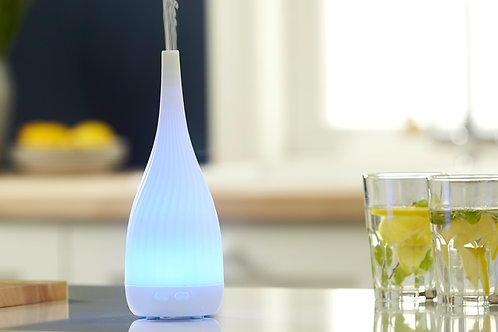 THALIA Ultrasonic Aroma Diffuser with STUNNING light settings