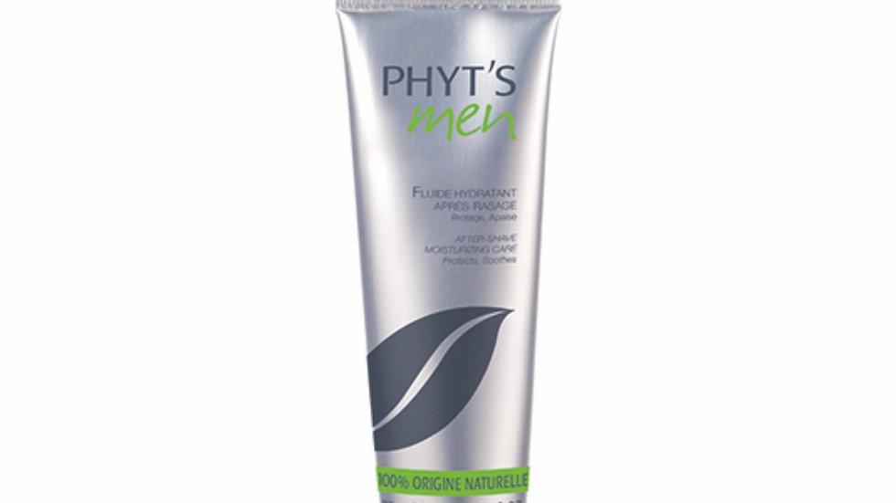 Fluide hydratant après rasage
