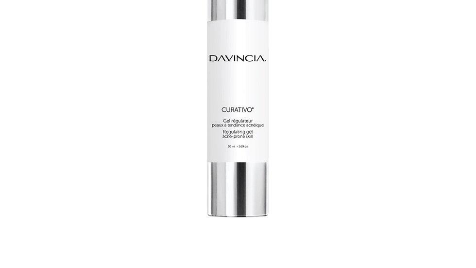 Curativo  Gel régulateur peaux à tendance acnéique