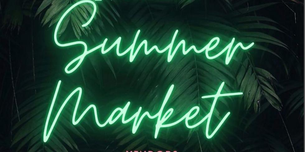 Summer Market in Carlsbad Day 2