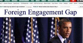 America's Foreign Engagement Gap