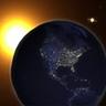 3D Solar System Web