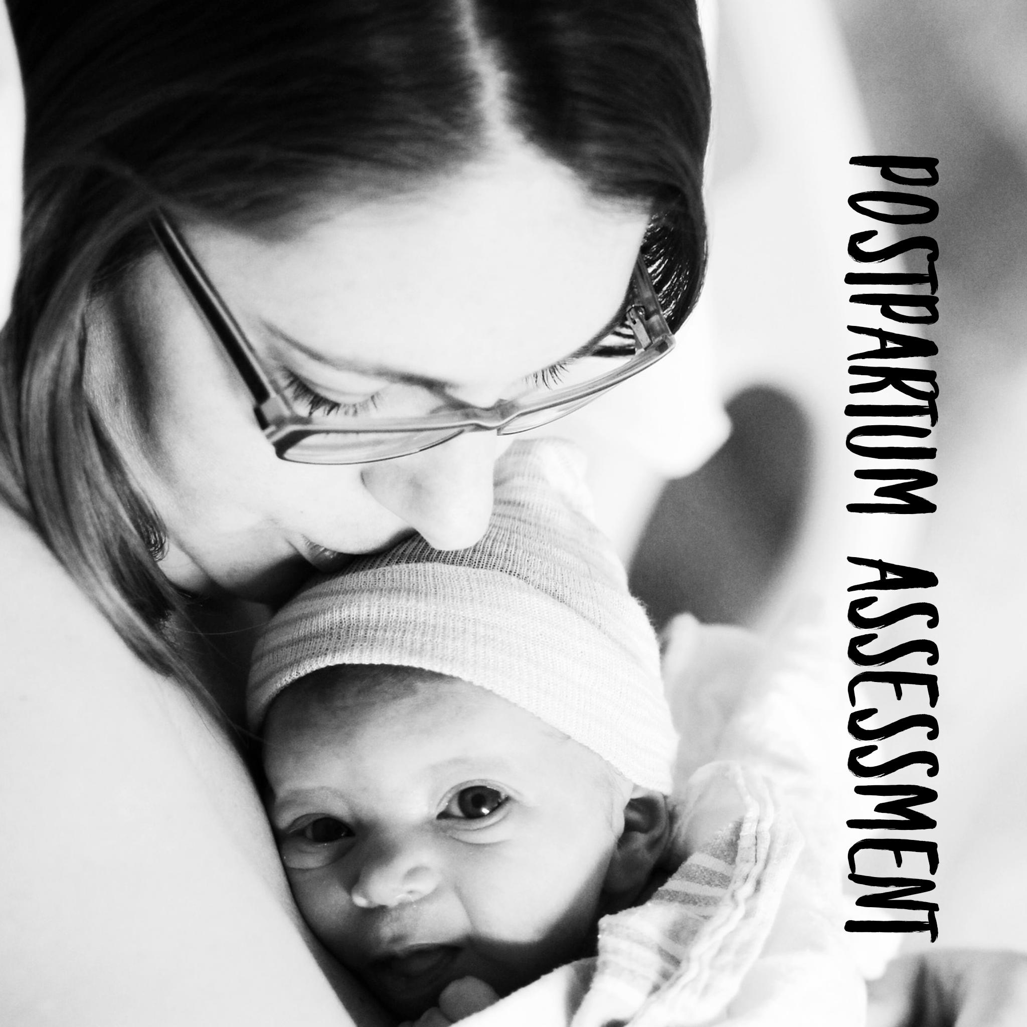 Online Postpartum Assessment