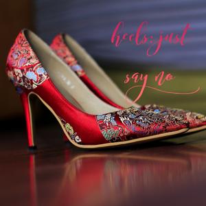 heels: just say no
