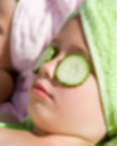 Getty_girls_spoiled_kids_cucumber_slices