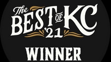 And the Winner Is.........MCXF Voted Best Crossfit Gym in Kansas City!
