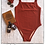 Thumbnail: One Piece high tide in Burnt Orange