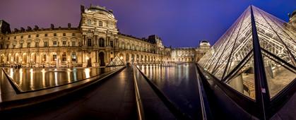 Louvre - Paris France