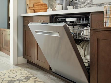 Drain that Dishwasher, loopity loop!
