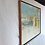 Thumbnail: 1950s Figurative Abstract Oil Painting Signed Barrel, Framed