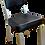 Thumbnail: 1950s Mid-Century Modern Aluminum Arm Less Goodform Office Side Chair