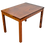 Thumbnail: 1960s Mid Century Modern Burl Walnut Side Table