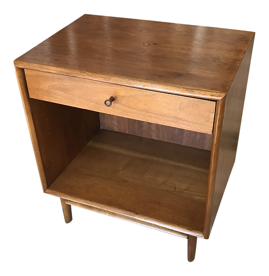 Drexel Mid Century Modern Night Table