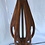Thumbnail: 1950s Adrian Pearsall Wood Table Lamp