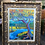 Thumbnail: Mid 20th Century Modern Impressionist Style Landscape Oil Painting, Framed