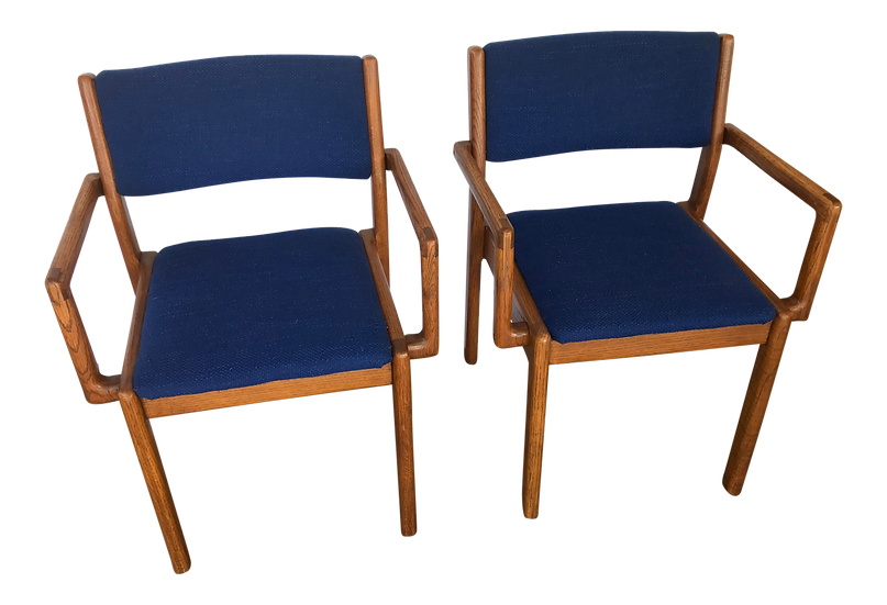 1960s Vintage Modern Mode, Inc. Chairs- A Pair