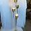 Thumbnail: 1970s Brass Pivoting Four Head Floor Lamp by Goffredo Reggiani