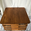 Thumbnail: 1950s Mid-Century Modern Paul Frankl Manner Rattan Coffee Table