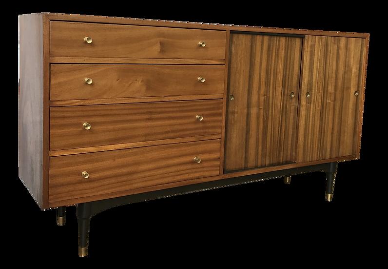 1960s Royal Board Rosewood Credenza