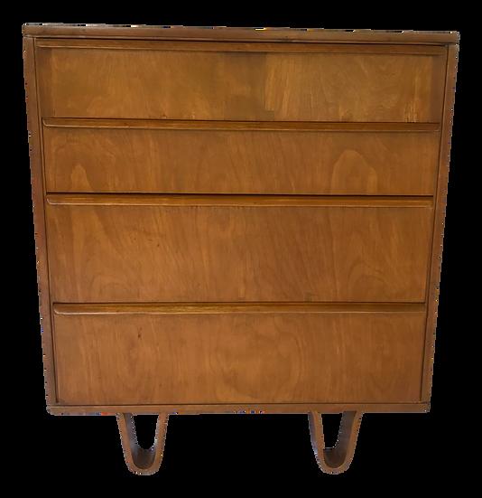 1952 Cees Braakman Birch Dresser for Ums Pastoe