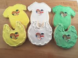 custom onesies and bibs