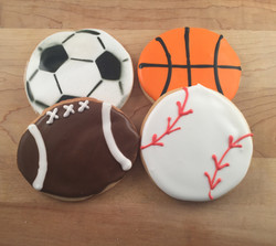 assorted sports