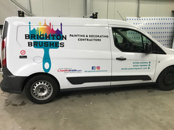 Sole trader vehicle advertising