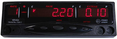 Cygnus MR400 Taxi Meter (Reconditioned)