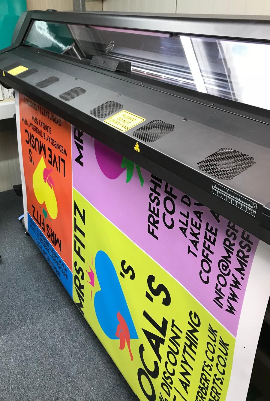Large Vinyl Poster Prints