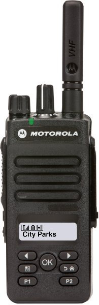 Motorola DP2600 Digital Radio
