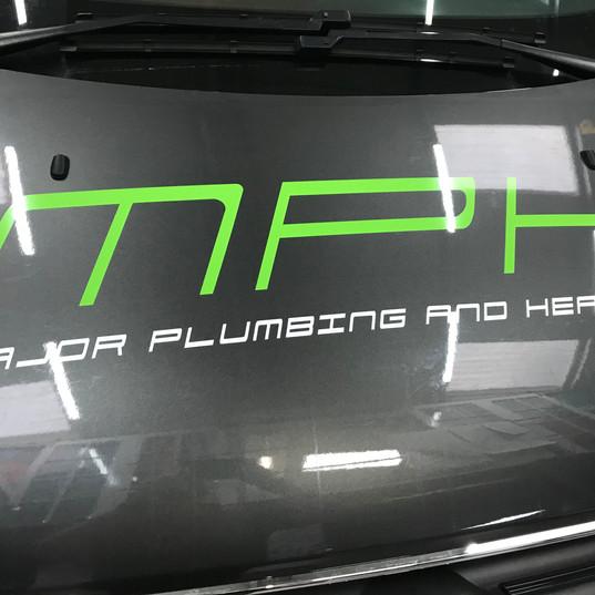 MPH Van Graphics
