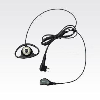 DP1400 / CP040 D-Shape Ear Piece with PTT