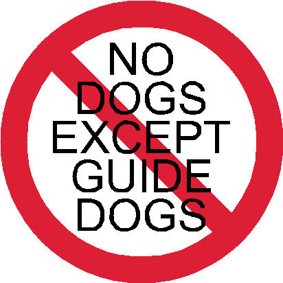 S67 - No Dogs
