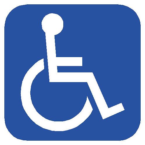 S73 - Disabled Access (Small)