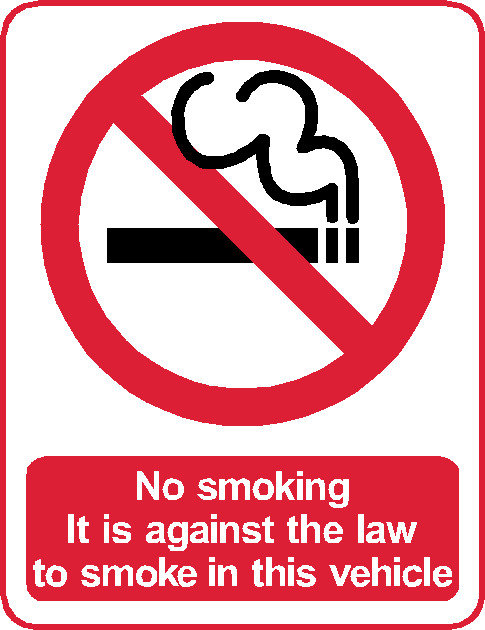 S11 - No Smoking - Against the law