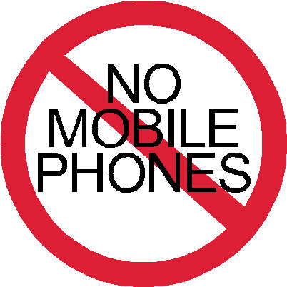S68 - No Mobile Phones