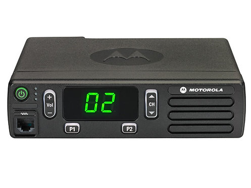 Motorola DM1400 Mobile Digital Two Way Radio