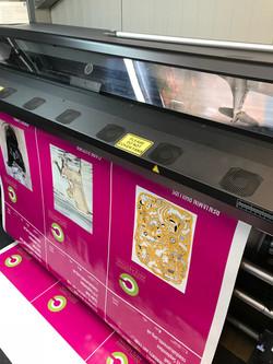Self Adhesive Poster Printing