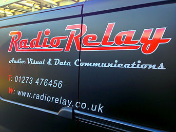 Two Way Radio Speialist Sussex