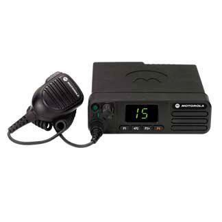 Motorola DM4400 Mobile Digital Two Way Radio