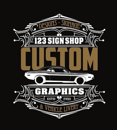 Custom Graphics Shop